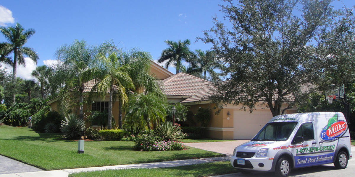 Boca Raton Lawn Treatment